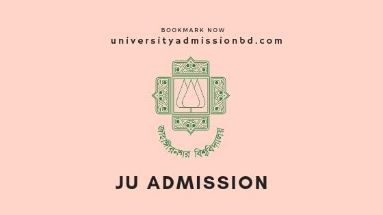 Jahangirnagar University Admission Circular 2019-20