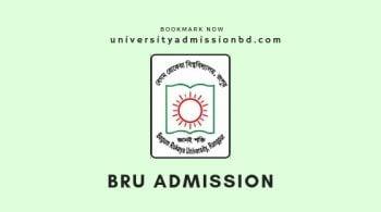 Begum Rokeya University Admission Circular 2019-20