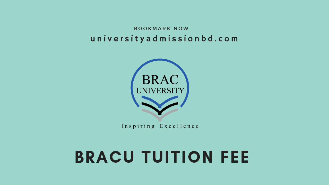 BRAC University Tuition fee