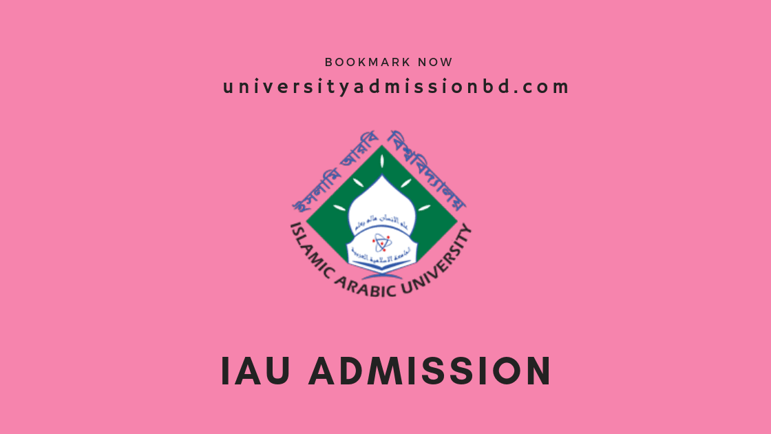 IAU Admission 2019-20