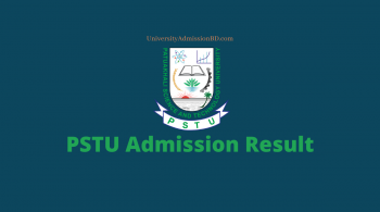 PSTU Admission Result